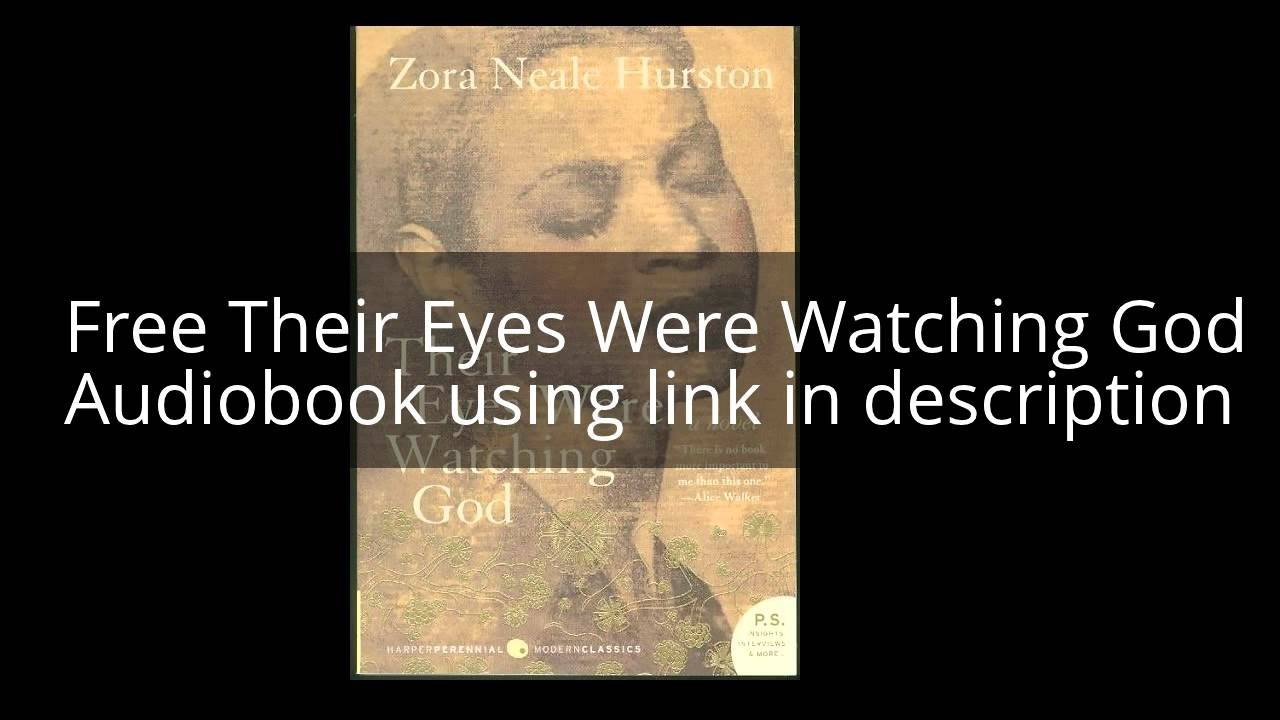 eyes were watching god essay Their eyes were watching god is a 1937 novel and the best known work by african-american writer zora neale hurstonthe novel narrates main character janie crawford's ripening from a vibrant, but voiceless, teenage girl into a woman with her finger on the trigger of her own destiny.