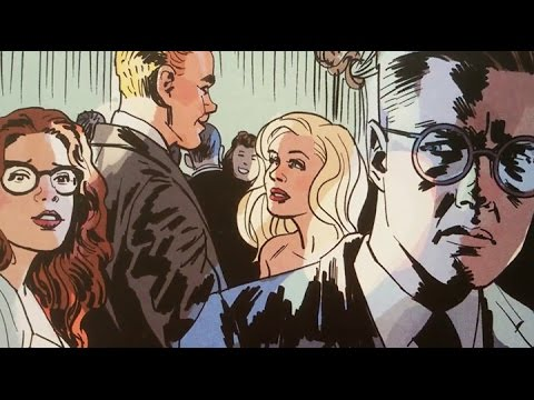 panellogy 128 - the fade out - by brubaker & phillips