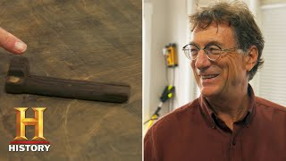 The Curse of Oak Island: GROUNDBREAKING STONE TOOLS UNCOVERED (Season 8) | History