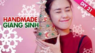 DIY 21| Handmade Giáng Sinh | Ngọc Thảo [ Hướng Dẫn Làm Đồ Handmade ]