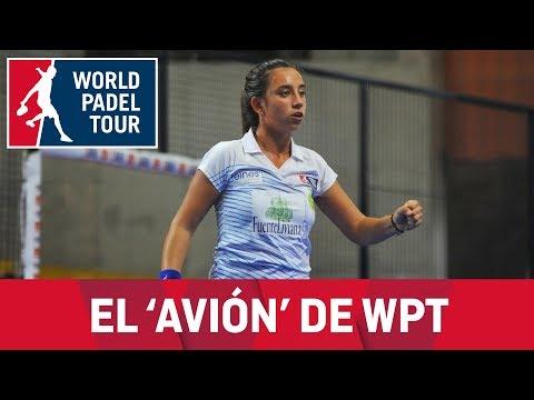 Bea González, el  'avión' de World Padel Tour