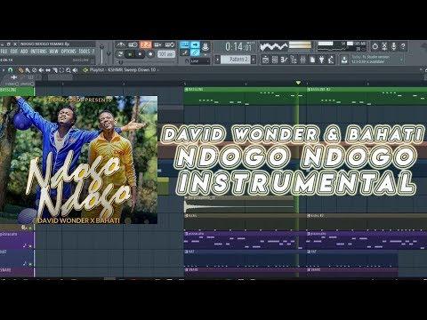 DAVID WONDER & BAHATI - NDOGO NDOGO (TASLA INSTRUMENTAL REMAKE)