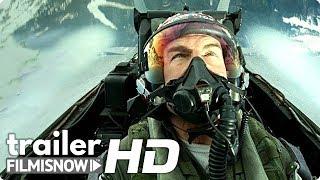 TOP GUN 2: MAVERICK (2020) San Diego Comic-Con Trailer    Tom Cruise Action Movie