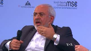 Israel And Iran Clash Over Nuclear Threat At Munich Security Conference