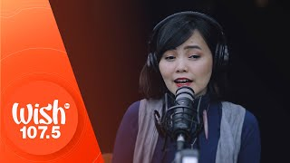"Acel performs ""Lagi Na Lang"" LIVE on Wish 107.5 Bus"