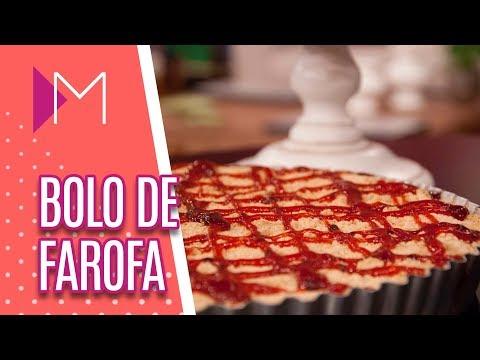 Bolo de farofa - Mulheres (21/08/2018)