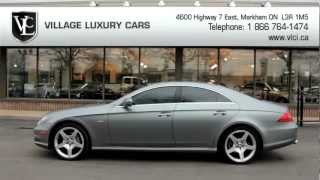 2009 Mercedes Benz CLS Grand Edition Videos