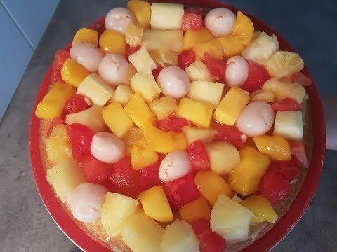 gateau-aux-fruits-en-5-minute