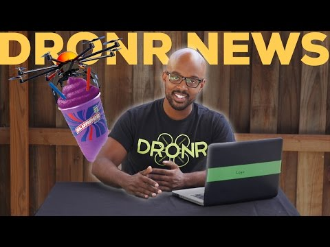 7-ELEVEN starts drone delivery, Facebook using drones, and other drone news!
