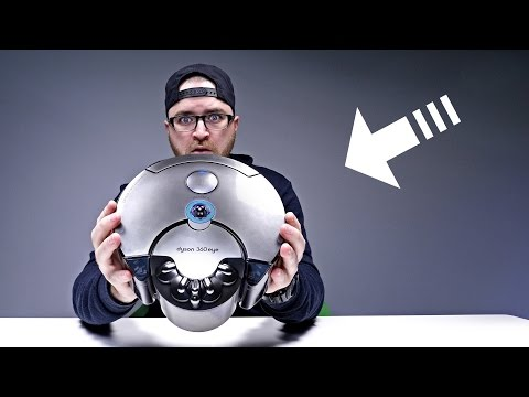 The Most Futuristic Robotic Vacuum