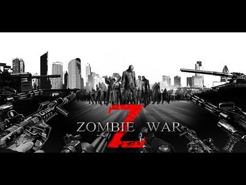 Глобальная Защита(Zombie War) Обзор