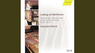 """Piano Sonata No. 26 in E-Flat Major, Op. 81a, """"Les adieux"""": III. Das Wiedersehen: Vivacissimamente"""