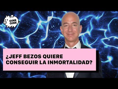 Jeff Bezos invierte en biotecnología para evitar el envejecimiento