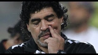 Al Wasl dismiss Diego Maradona, World Cup winner sacked as manager