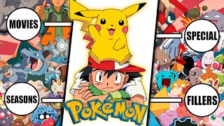 How To Watch Pokemon In The Right Order