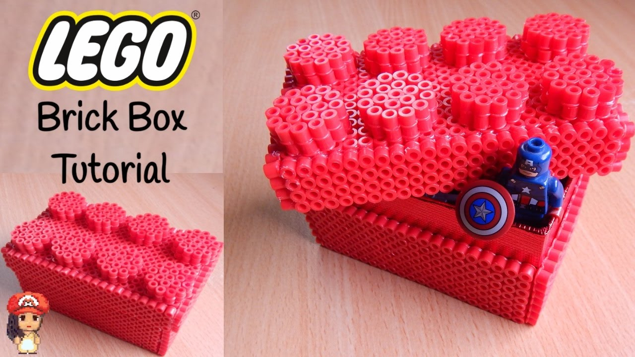 box fuse bead idea [ 1280 x 720 Pixel ]