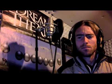 DREAM THEATER I WALK BESIDE YOU COVER BY DAVIDE JAMES