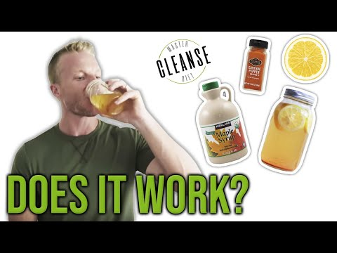 What Is The Master Cleanse Diet? ����️�� (I TRIED IT AND WAS SHOCKED) | LiveLeanTV