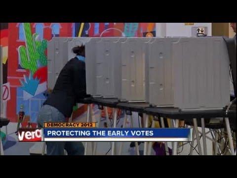 Early Voting Begins In Colorado