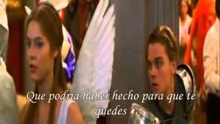 The Cardigans -Lovefool (Romeo y Julieta) Sub español