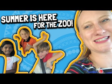 Summer is Here for the Zoo! (May 18, 2018)