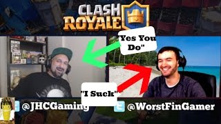 Clash Royale 101 Learning How to Play Clash | Opening Chests | ft JHC Gaming