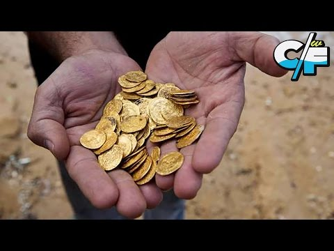 Thumbnail: 10 Biggest Hidden Treasure Stashes Ever Found