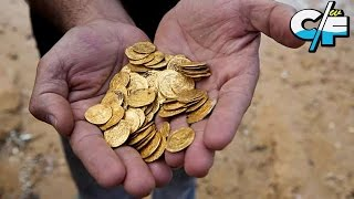 10 Biggest Hidden Treasure Stashes Ever Found