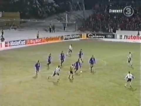 Rosenborg - Real Madrid (mesterliga 1997/98)