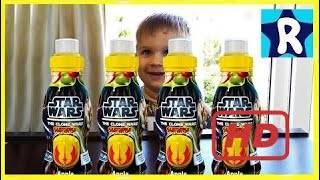 ★ Juice With Surprise Toys Star Wars Juice With Surprise Star Wars Toys  # 215
