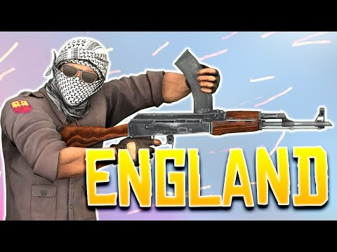 ENGLAND IS MY CT - CS:GO