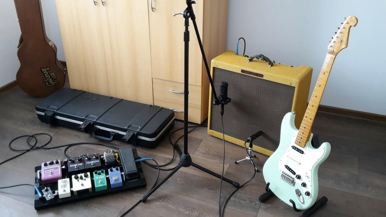 how to make a cheap guitar amp sound good