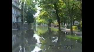 Nowa Sól powódź 1997