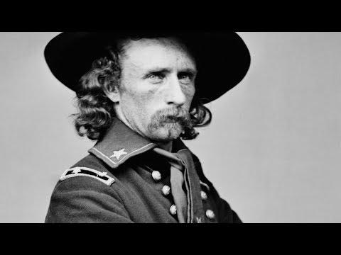 Il Generale Custer ed il 7° Cavalleggeri.