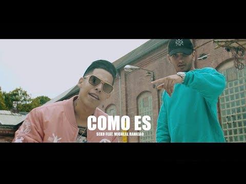 COMO ES (Seko feat. Michael Rankiao) prod. by Prodycem - MUSIKVIDEO | SKK