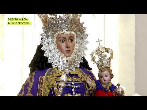 24/04/2020 Santa Misa Tarde desde el Palacio Episcopal de Murcia