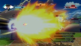 Shinnin x Xenoverse: Making Kagura