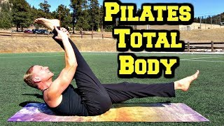 The Best Pilates Core Workout w/ Sean Vigue - Total Body Fitness Class