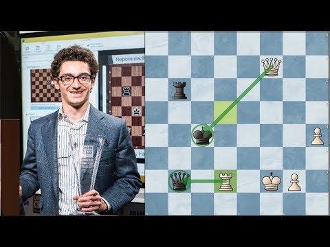 Decisão do London Chess Classic 2017   Round 9   11 Dez 2017