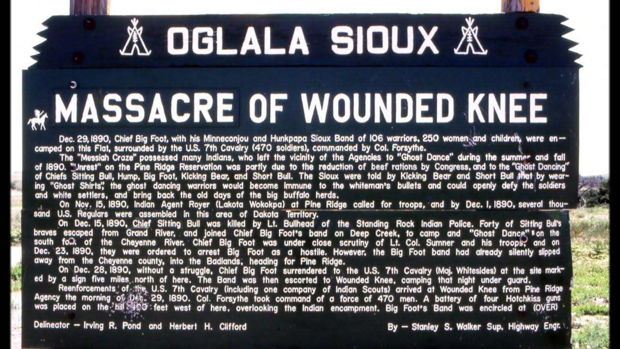 Risultati immagini per massacri di nativi americani