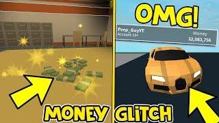 UNLIMITED MONEY GLITCH THAT WORKS IN JAILBREAK! (ROBLOX)