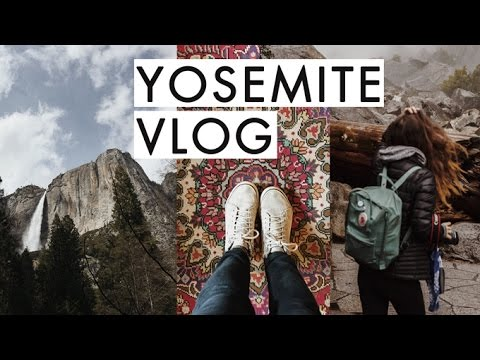 We've wanted to camp here for years!! Yosemite Vlog 2017