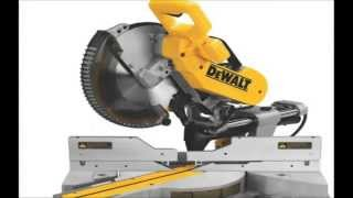 Dewalt Dws780 Review - Best Sliding Compound Miter Saw 2014
