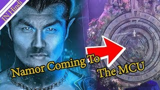 Namor Coming To The MCU || Marvel Phase-4  || AG Media News In Hindi Marvel Entertainment 720p
