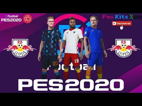 Rb Leipzig Kits 20 21 Pes 2020 Youtube
