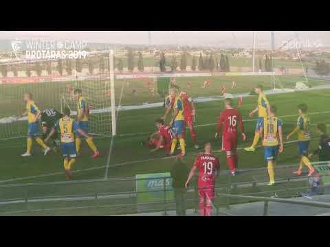 FK Teplice 2:0 Górnik Zabrze. Skrót sparingu