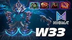 w33 Visage - Dota 2 Pro Gameplay [Watch & Learn]