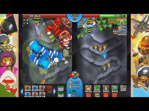 Bloons TD Battles | Wizard, Farm & Engineer  |1 hour in Dreadbloon|