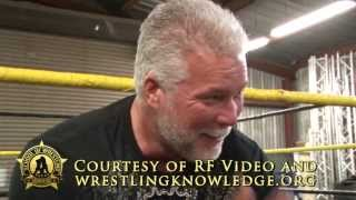 Kevin Nash - How smaller wrestlers can 'get over'