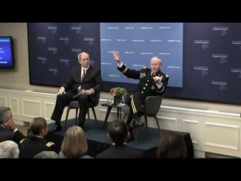 Global Ethics Forum: A Conversation with the Chairman of the Joint Chiefs of Staff